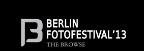 Logo The Browse Foto-Festival Berlin 2013