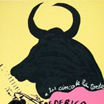 Graphic Portfolio Federico Garcia Lorca - exhibition at art place berlin - work by ARMAN