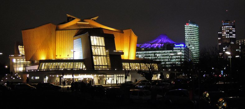 art place berlin - exhibition: Berlin Impressions II - Photography - Berlin Philharmonie