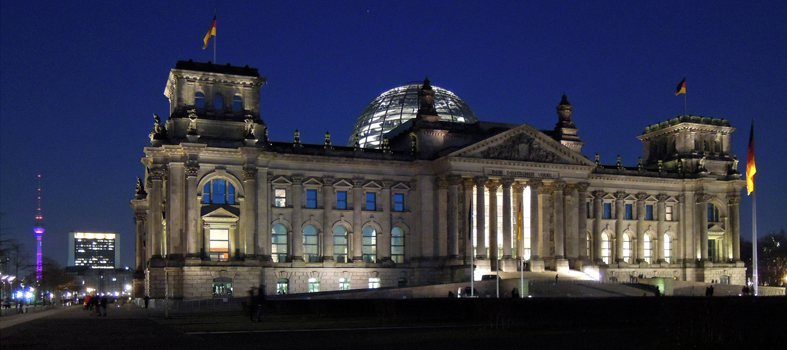 art place berlin - exhibition: Berlin Impressions II - Photography - Reichstag Building