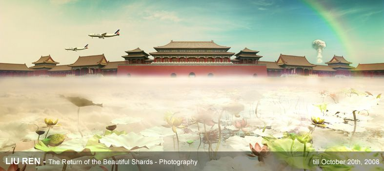 LIU REN - The Return of the Beautiful Shards - Photography