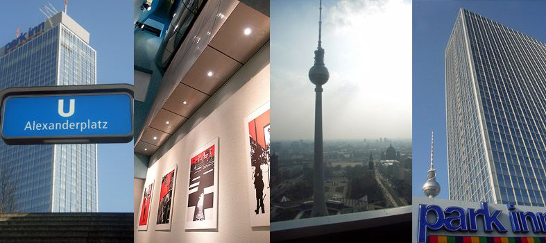 art place berlin - forum for contemporary art at the Park Inn by Radisson Berlin-Alexanderplatz