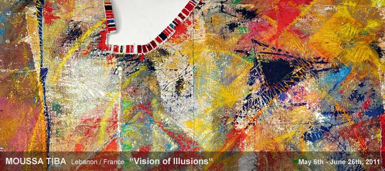 Moussa Tiba - Vision of Illuions