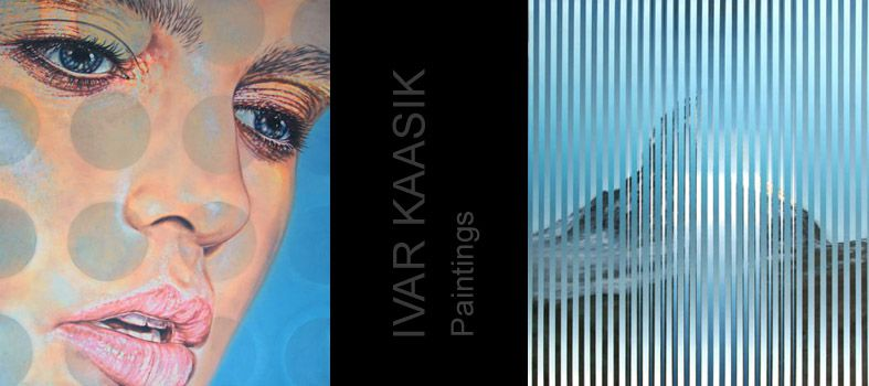 art place berlin - past exhibition: IVAR KAASIK - Paintings