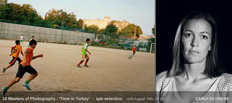 art place berlin - past exhibition: Time in Turkey - art place berlin selection - 25 masters of photography - Carolyn Drake
