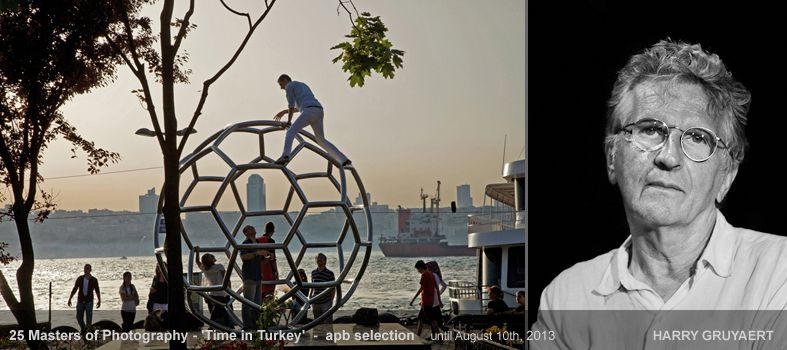 art place berlin - past exhibition: Time in Turkey - art place berlin selection - 25 masters of photography - Harry Gruyaert