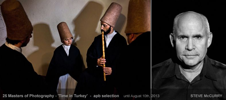 art place berlin - upcoming exhibition: Time in Turkey - art place berlin selection - 25 masters of photography - Steve McCurry
