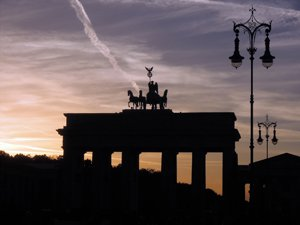 photography exhibition by art place berlin - Berlin Impressions - Brandenburg Gate