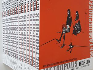 art place berlin presents: Metropolis Berlin - a new book by J. J. Dittloff